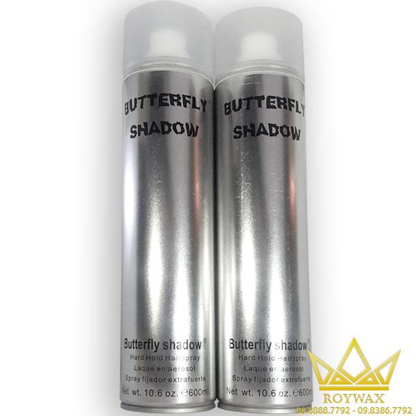 Gôm Butterfly Shadow 600ml